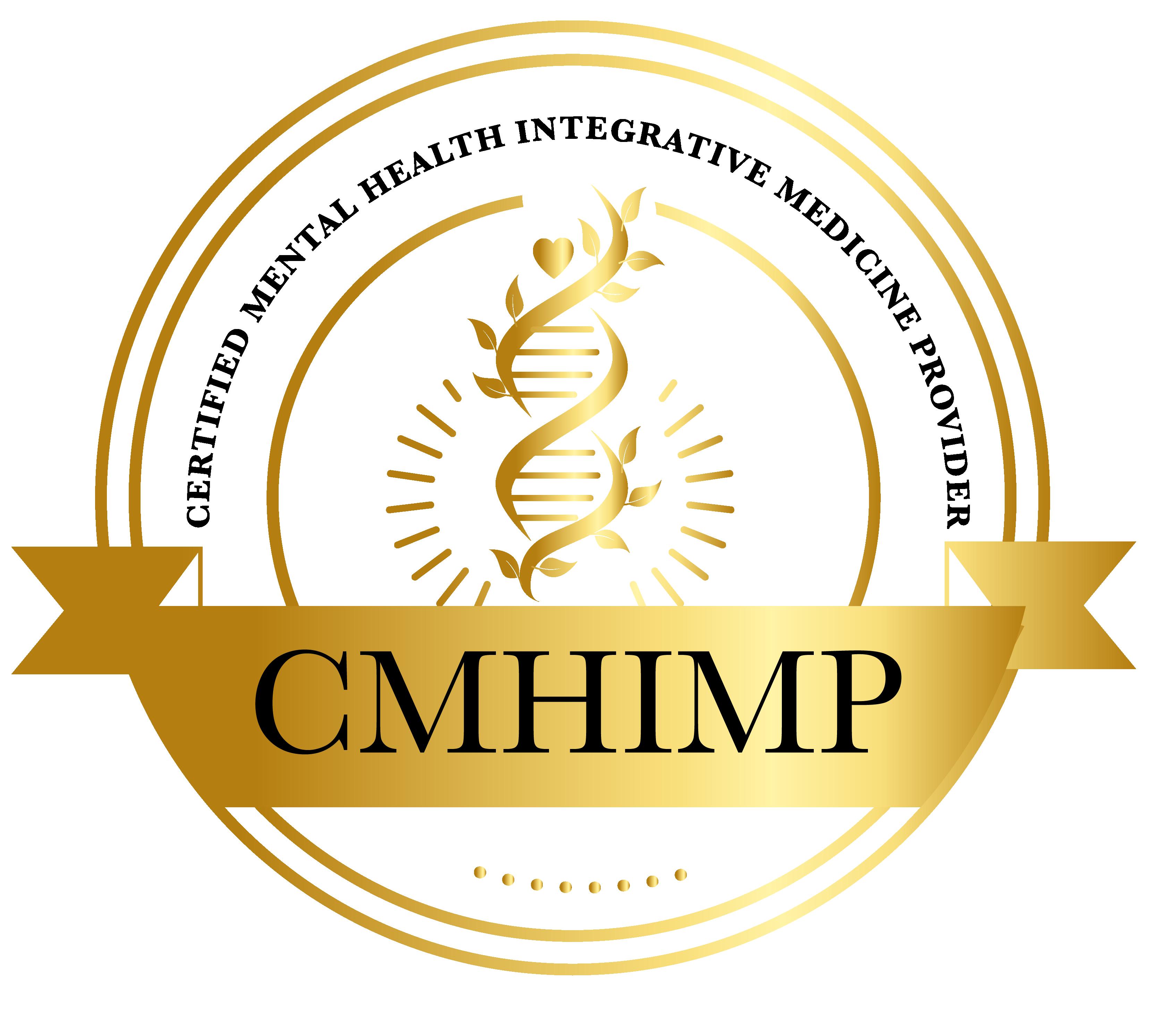 Certified Mental Health Integrative Medicine Provider